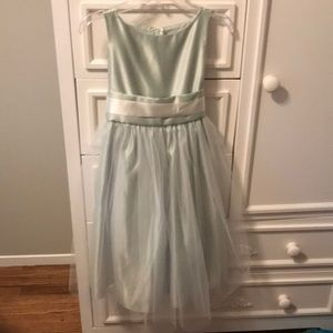 Other - Green Party dress - size 8